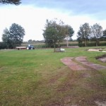 Aanleg camping Hulshorst