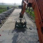 Machinaal bestraten